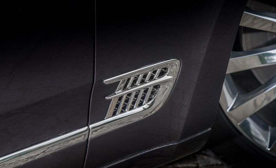 2017 Bentley Mulsanne - Slide 61