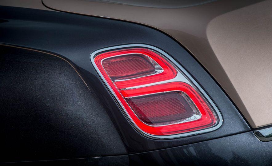 2017 Bentley Mulsanne - Slide 62