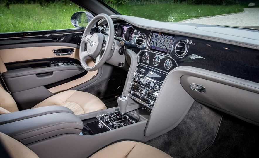 2017 Bentley Mulsanne - Slide 64