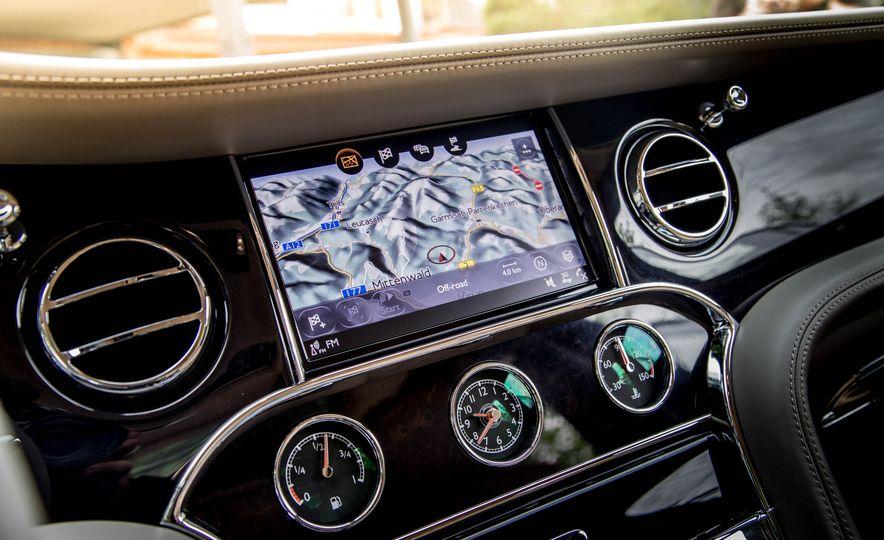 2017 Bentley Mulsanne - Slide 65