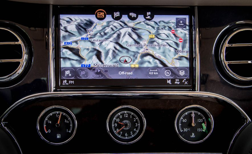 2017 Bentley Mulsanne - Slide 66