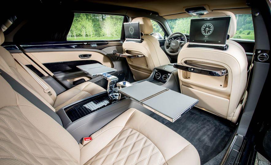 2017 Bentley Mulsanne - Slide 69
