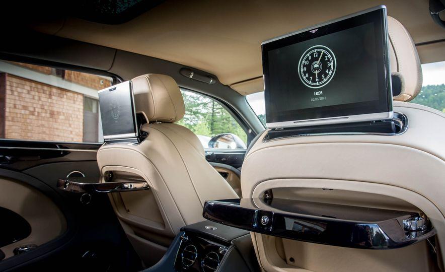 2017 Bentley Mulsanne - Slide 72