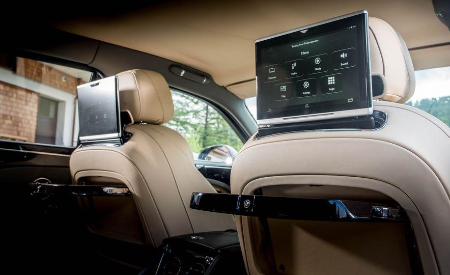 2017 Bentley Mulsanne - Slide 73