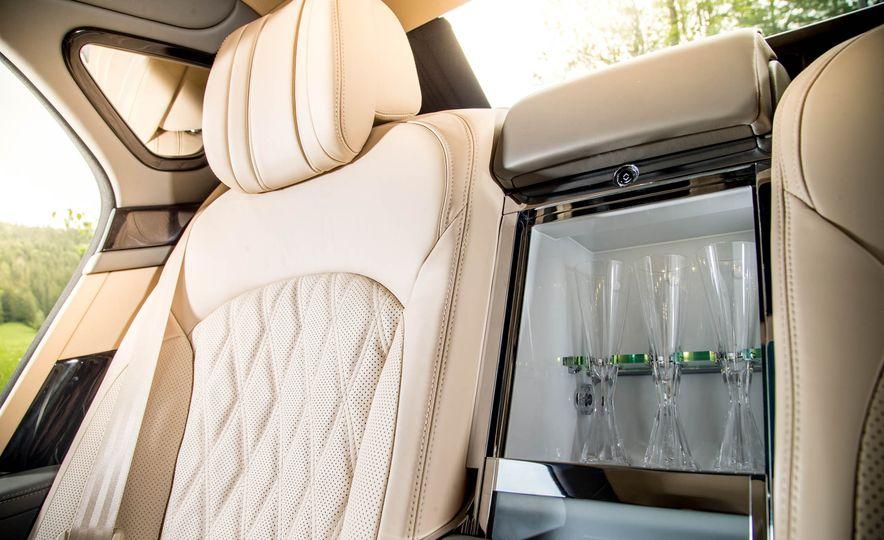 2017 Bentley Mulsanne - Slide 75