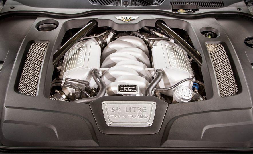2017 Bentley Mulsanne - Slide 76