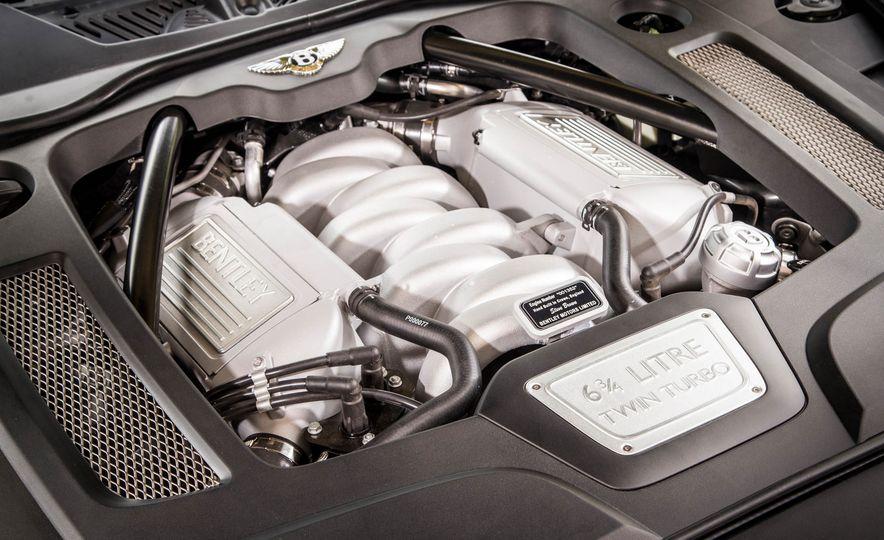2017 Bentley Mulsanne - Slide 77