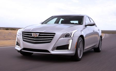 2017 Cadillac CTS Gets Reshuffled Trim Levels, Minor Visual Updates