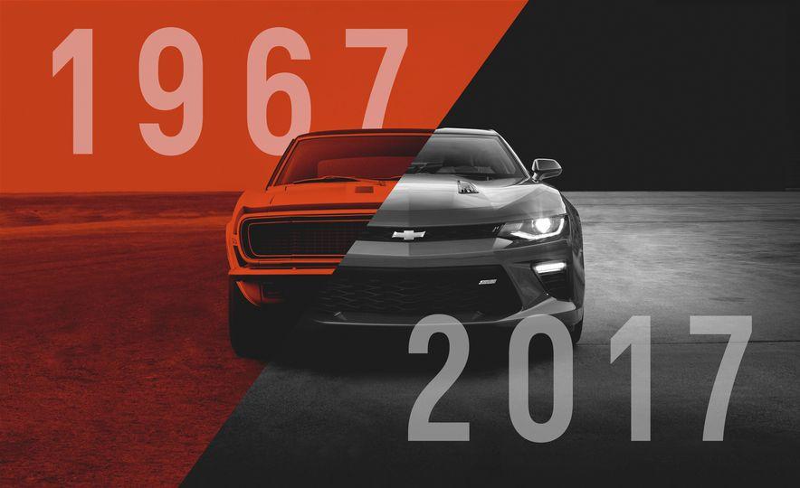 2017 Chevrolet Camaro 50th Anniversary Edition - Slide 1