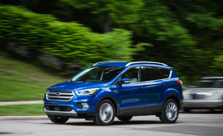 2017 Ford Escape 1.5 EcoBoost Titanium - Slide 5