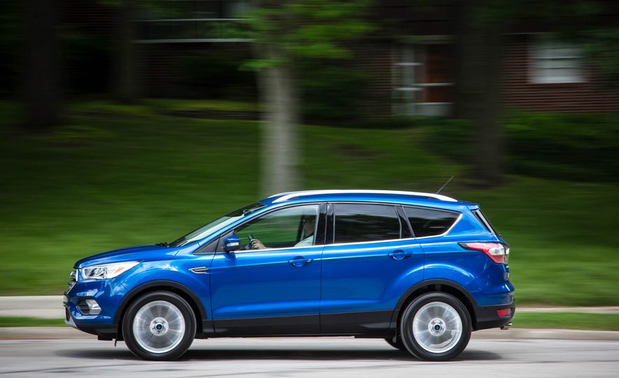 2017 Ford Escape 1.5 EcoBoost Titanium - Slide 6