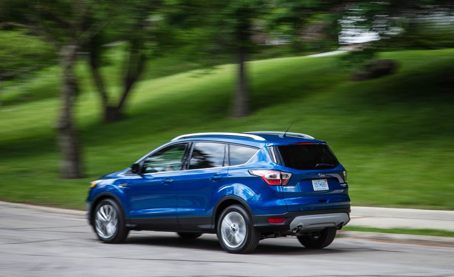 2017 Ford Escape 1.5 EcoBoost Titanium - Slide 8