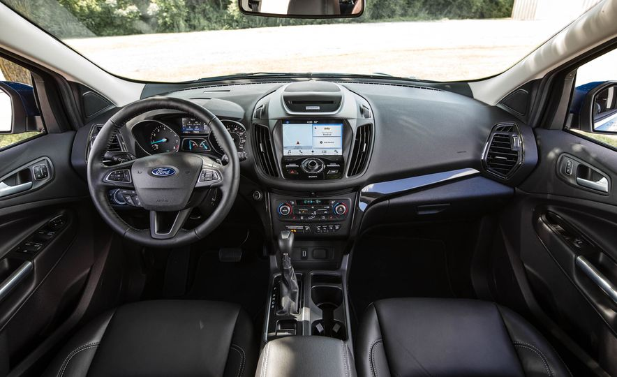 2017 Ford Escape 1.5 EcoBoost Titanium - Slide 27