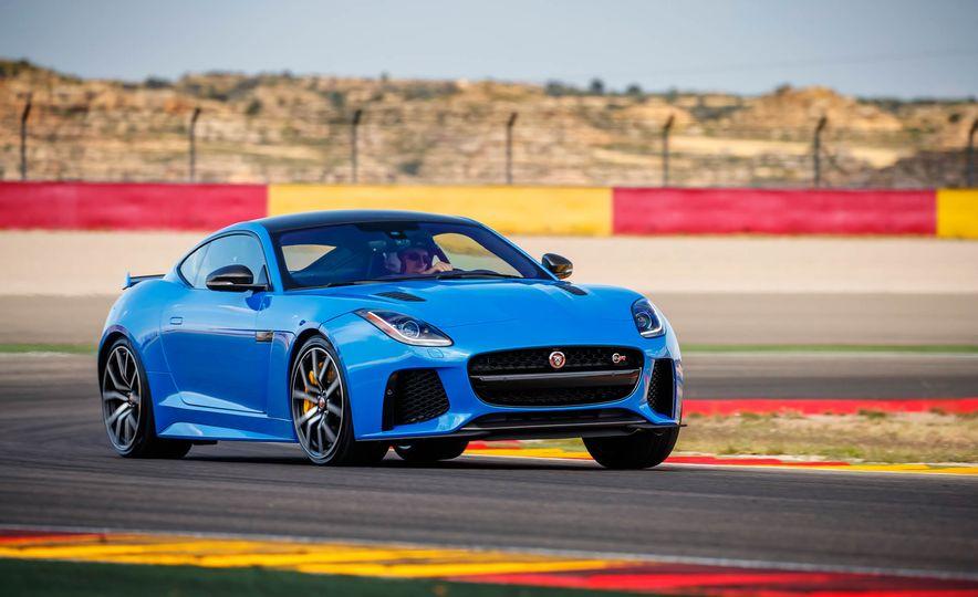 2017 Jaguar F-Pace S - Slide 9