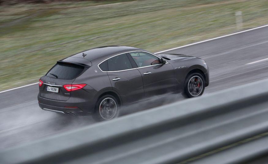 2017 Maserati Levante - Slide 5
