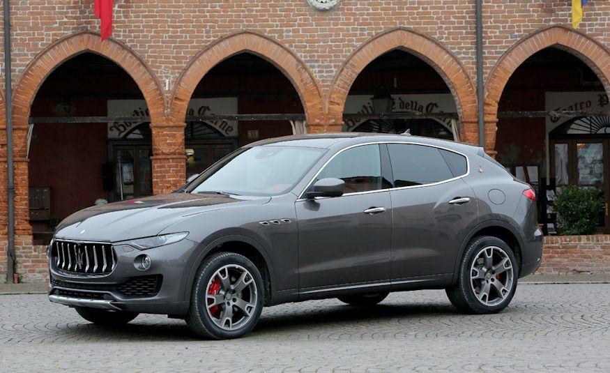 2017 Maserati Levante - Slide 15