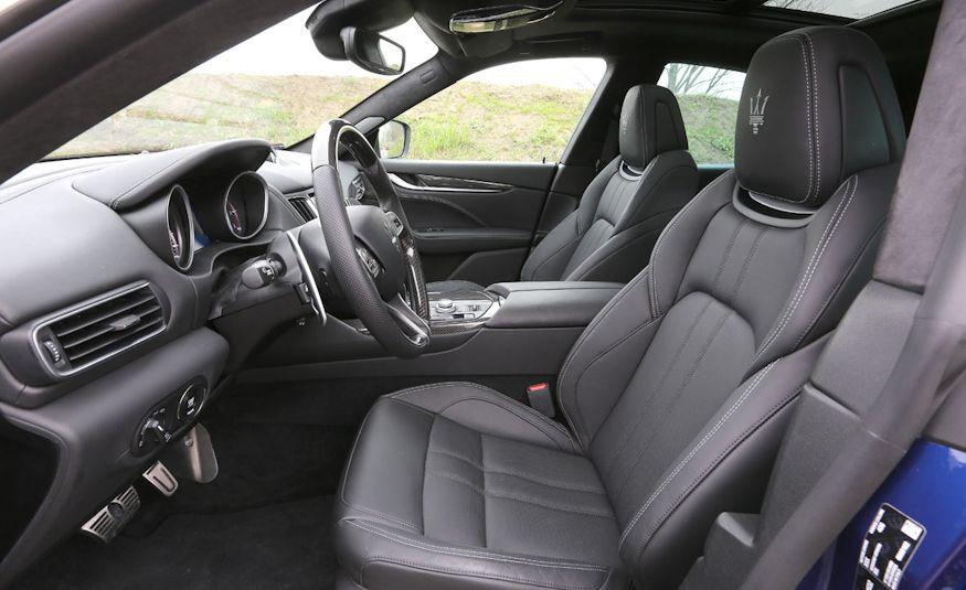 2017 Maserati Levante - Slide 19