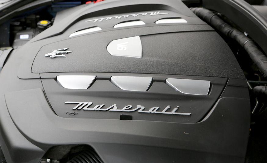 2017 Maserati Levante - Slide 25