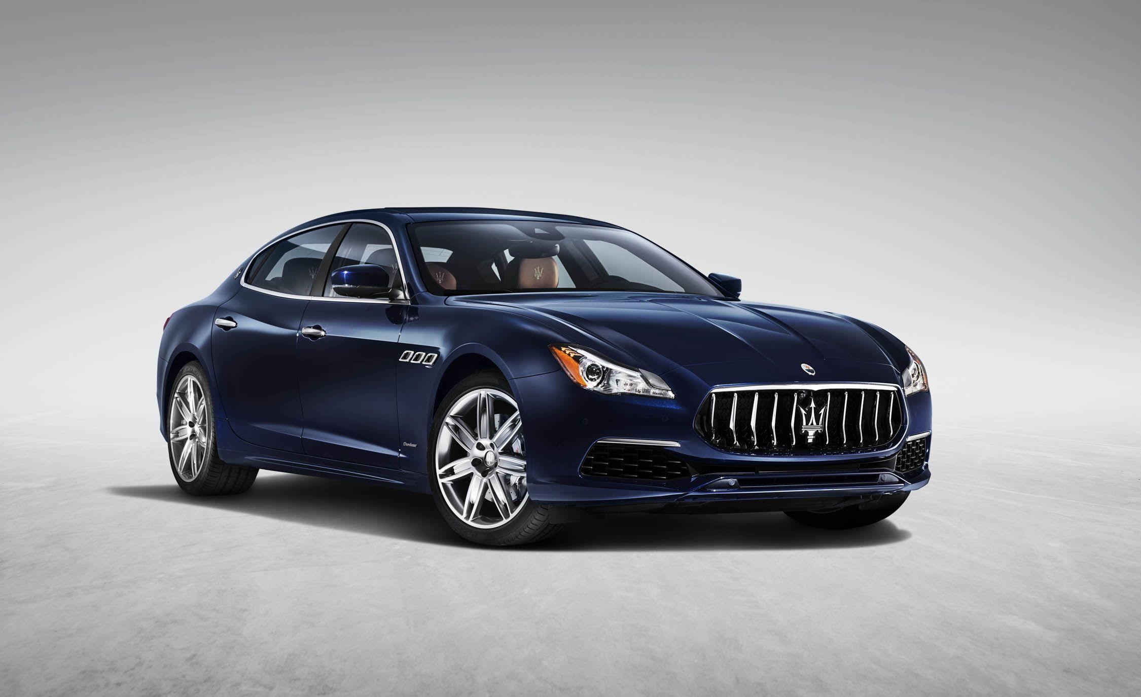 2017 Maserati Quattroporte ficial s and Info News
