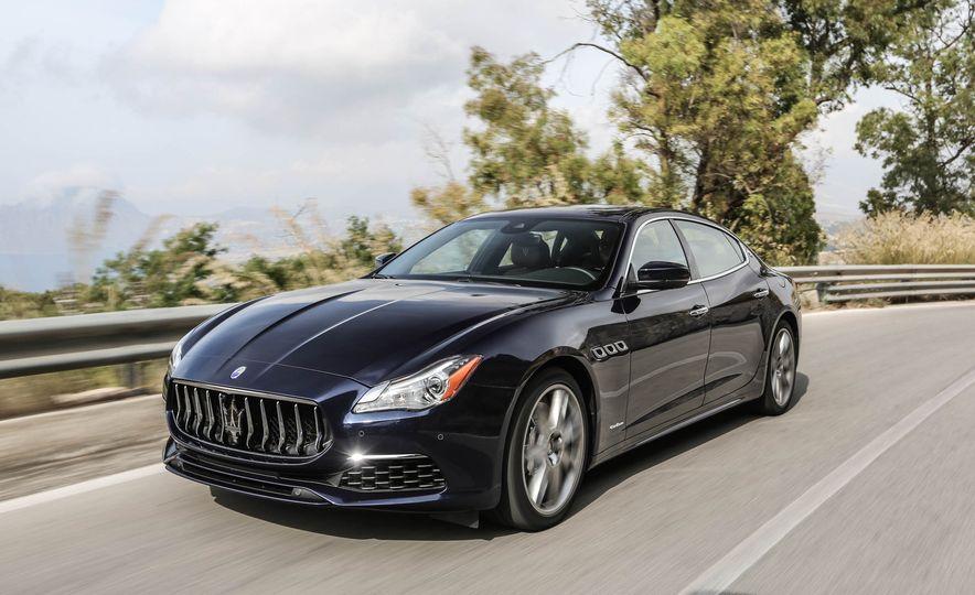 2017 Maserati Levante - Slide 12