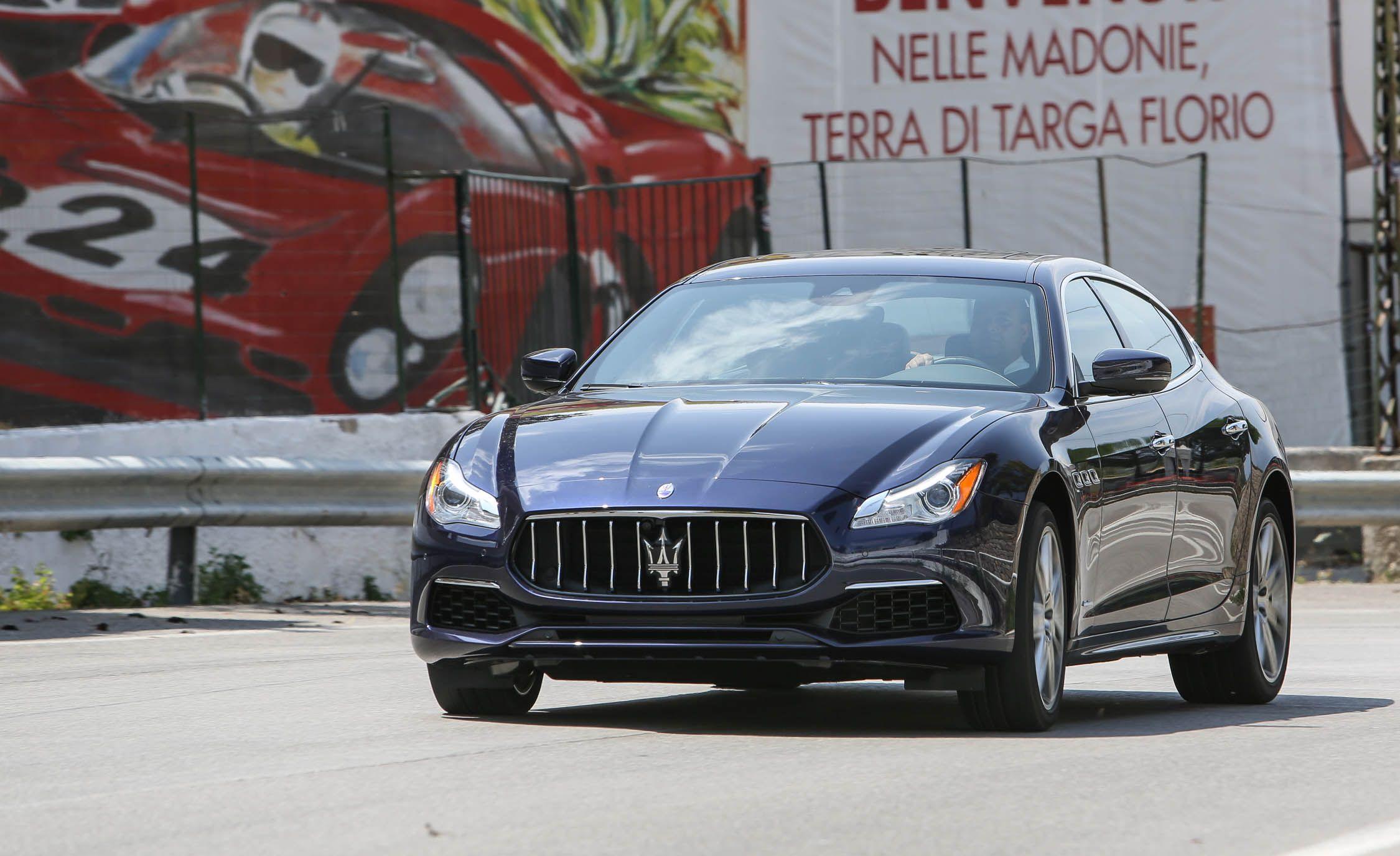 Maserati Quattroporte Reviews