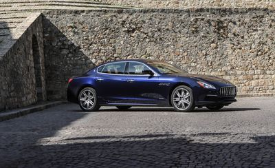 2017 Maserati Quattroporte – First Drive Review