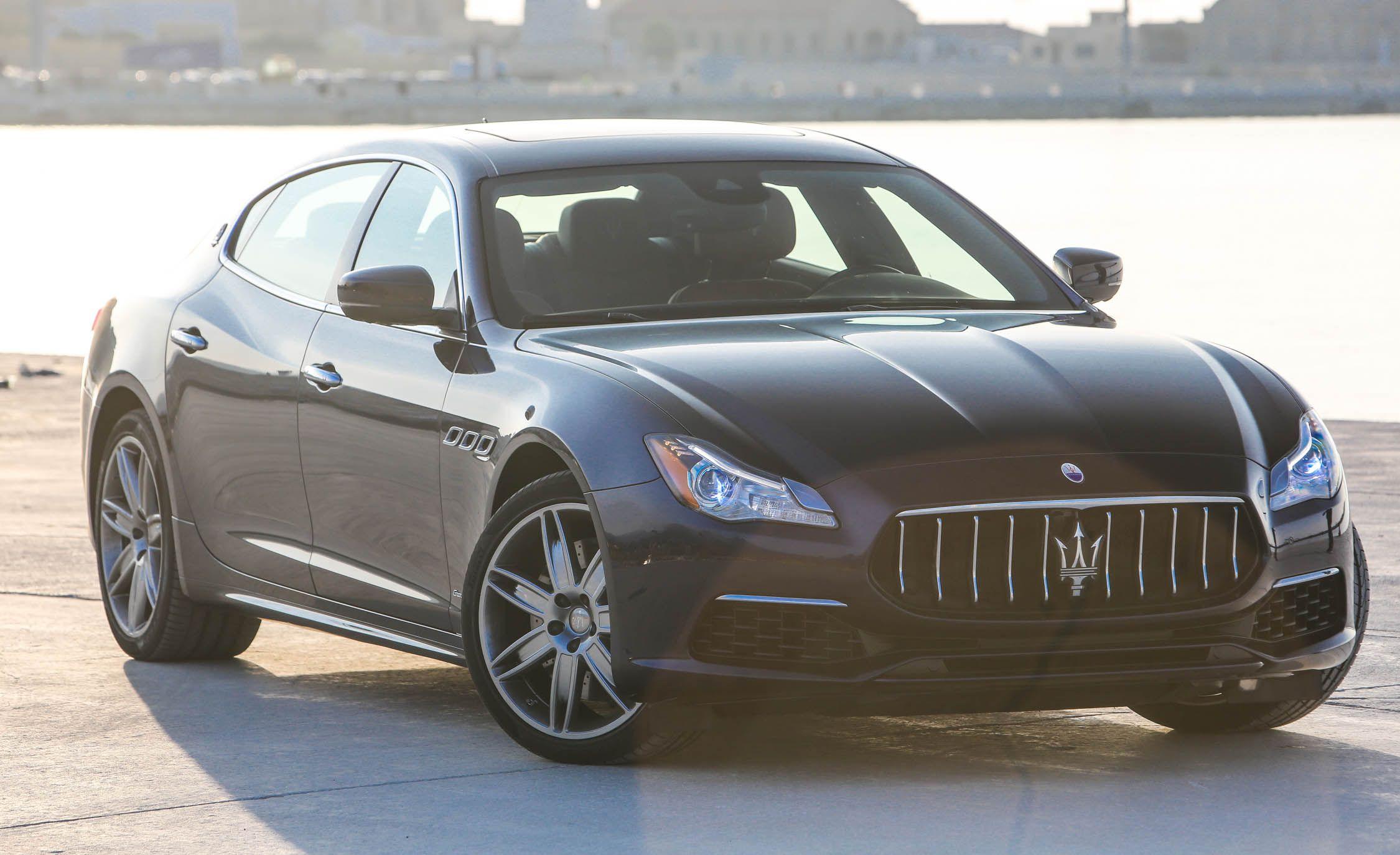 2019 Maserati Quattroporte Reviews Price Photos And Specs Car Driver