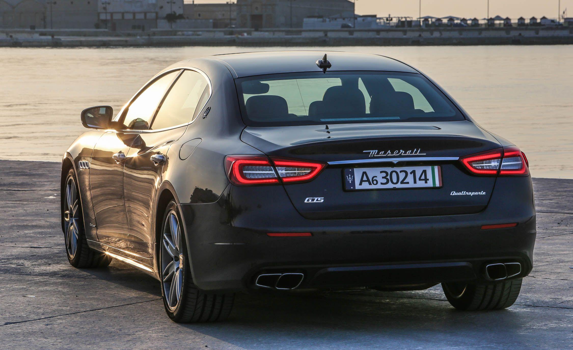 2019 maserati quattroporte reviews | maserati quattroporte price