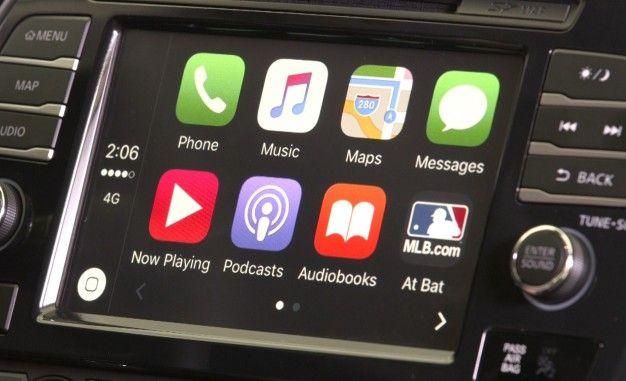 Nissan Finally Joins the Apple CarPlay Bandwagon with 2017 Maxima