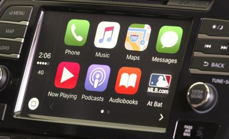 Nissan Finally Joins the Apple CarPlay Bandwagon with 2017 Maxima