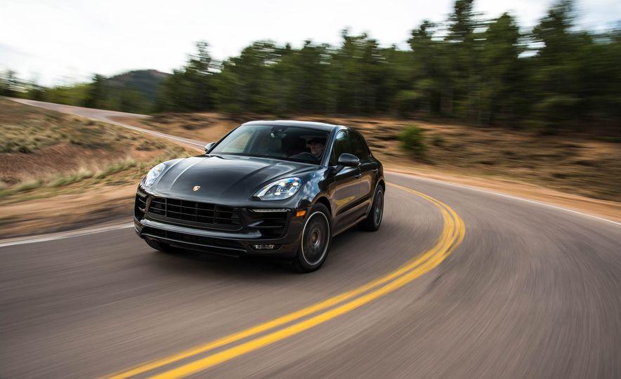 Porsche: We Won't Do Any GT SUVs—Ever - Slide 1