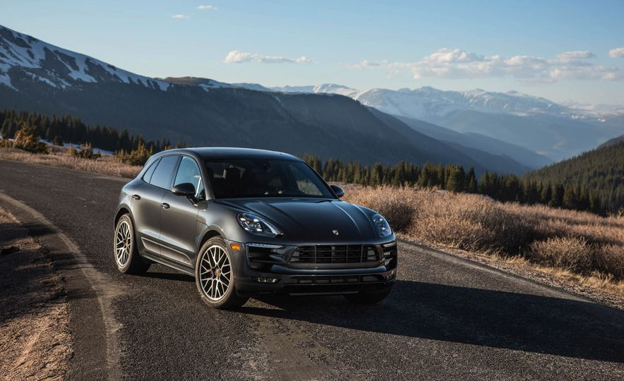 Porsche: We Won't Do Any GT SUVs—Ever - Slide 6