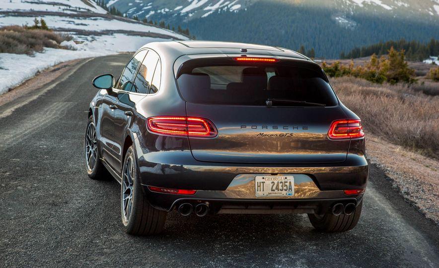 Porsche: We Won't Do Any GT SUVs—Ever - Slide 9