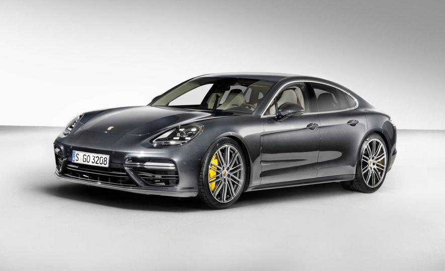 2017 Porsche Macan GTS - Slide 9