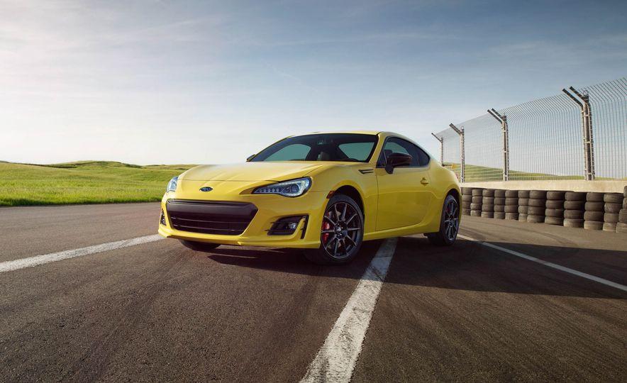 2017 Subaru BRZ Series.Yellow - Slide 1