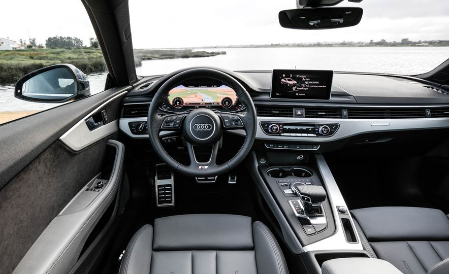 2018 Audi A5 - Slide 13