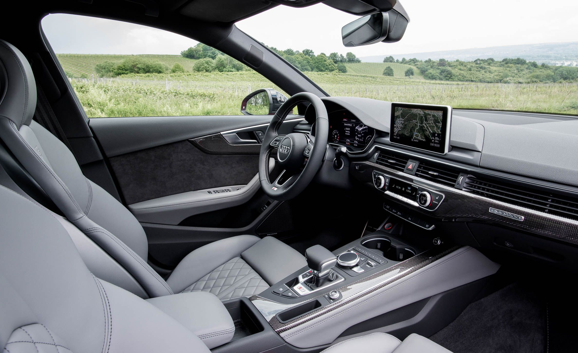 Audi S4 Reviews Photos And Specs Car Driver