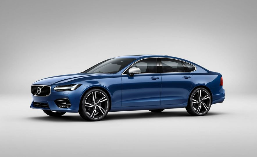 2017 Volvo S90 R-Design - Slide 6