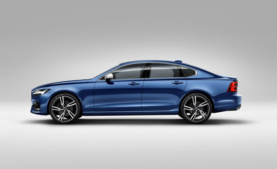 2017 Volvo S90 R-Design - Slide 7