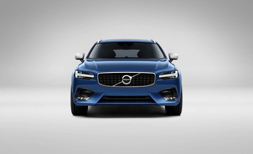 2017 Volvo S90 R-Design - Slide 15