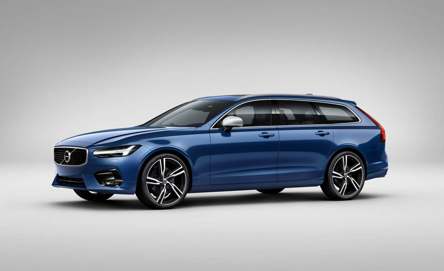2017 Volvo S90 R-Design - Slide 16