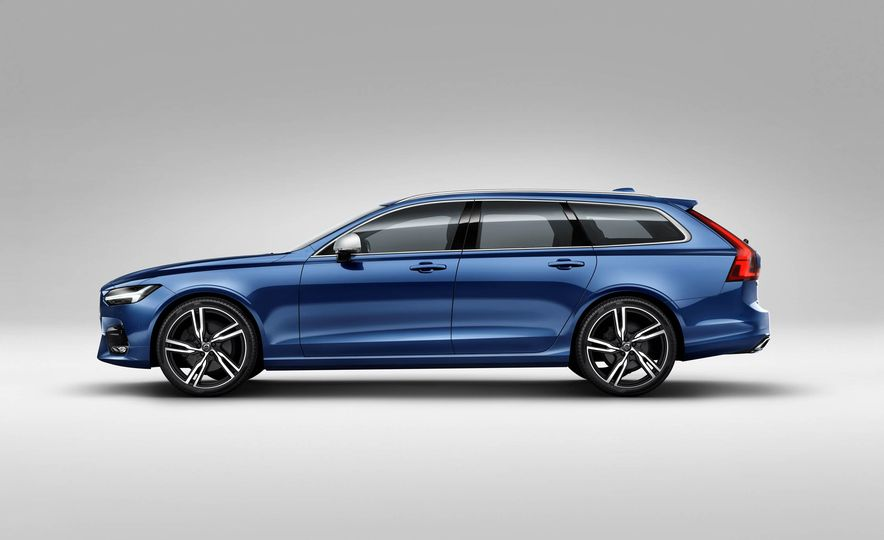 2017 Volvo S90 R-Design - Slide 17