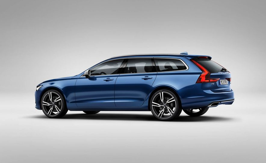 2017 Volvo S90 R-Design - Slide 19