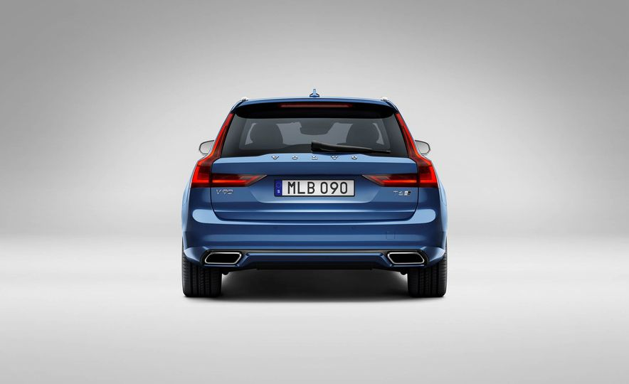 2017 Volvo S90 R-Design - Slide 20