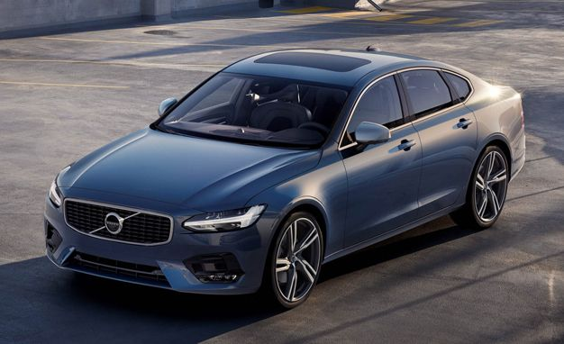 2017 Volvo S90 R-Design Pictures | Photo Gallery
