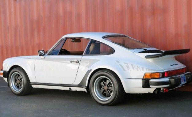 The Spirit of '76: 1976 Porsche 911 Turbo for Sale – News – Car