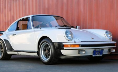 The Spirit of '76: Why This 1976 Porsche 911 Turbo Is the Bluest of Blue Chips