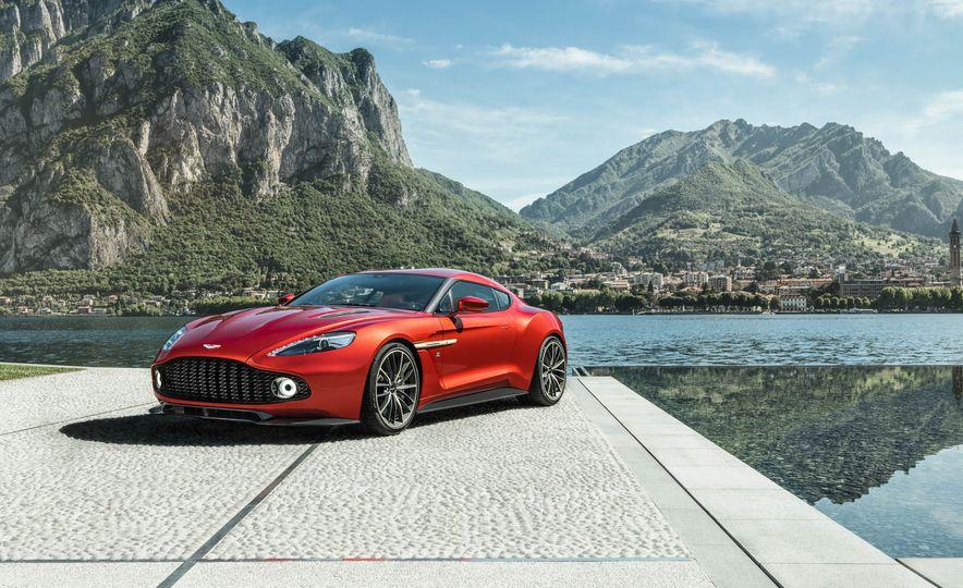 Aston Martin Vanquish Zagato - Slide 4