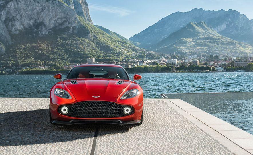 Aston Martin Vanquish Zagato - Slide 5