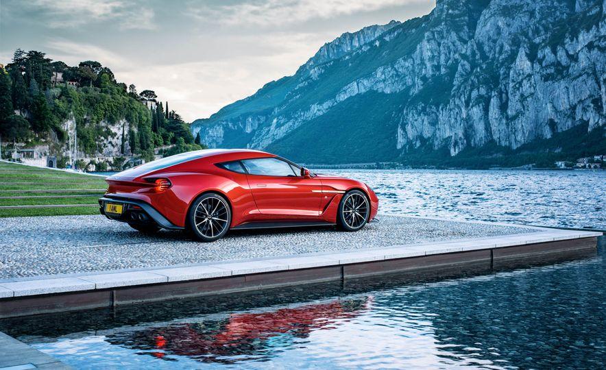 Aston Martin Vanquish Zagato - Slide 7